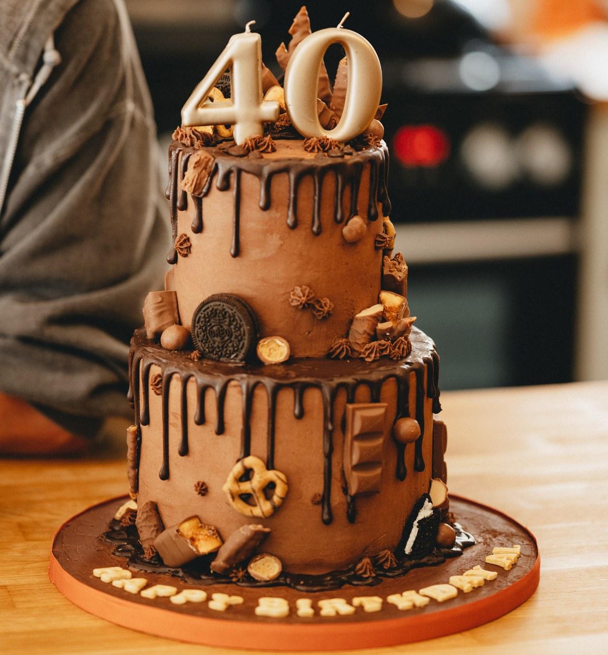 torty na 40 urodziny sosnowiec